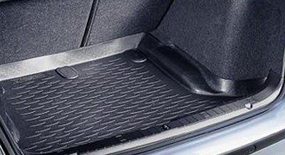 BMW 3 Series all-weather trunk floor cargo liner - gray