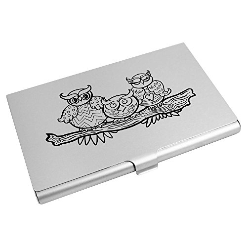 Card Card Credit Business Holder Azeeda Family' CH00007484 Wallet 'Owl tx1q1w4S