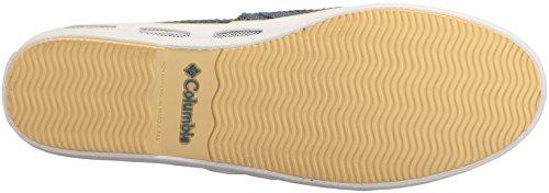 Columbia Womens Vulc N Vent Slip Outdoor Athletic Sandal, Steel, Cornstalk, 8.5 B US