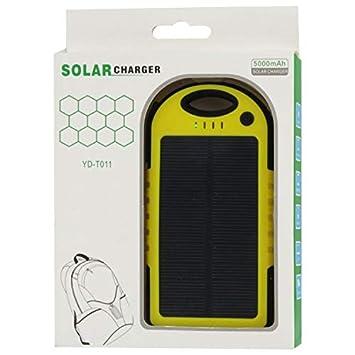Compra Venta Sky Cargador Solar portatil para movil. 5000mAh ...