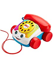 Fisher-Price Chatter Telephone, Classic Infant Pull Toy