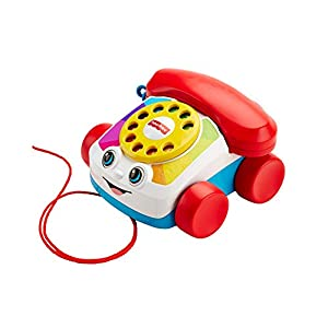 Fisher-Price Chatter Telephone, Colourful toy...