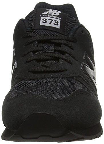 New Balance 373, Zapatillas Unisex Niños Negro (Black)