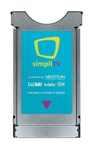 simpliTV CI+ CAM Modul zur Entschlüsselung des: Amazon.de: Computer ...