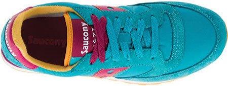 Zapatillas Saucony Jazz Low Pro Azul Blue/Red