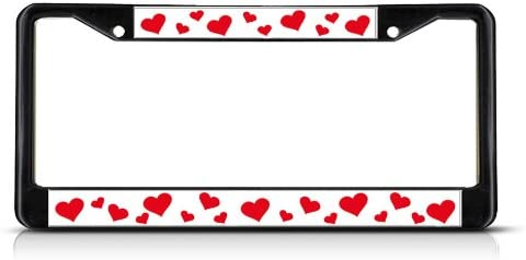 Black License Plate Frame Auto Accessory  It/'s an Aries Thing