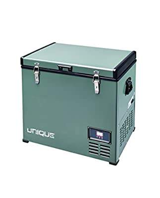 Unique Portable Solar AC/DC Powered Fridge/Freezer – 60 Litres