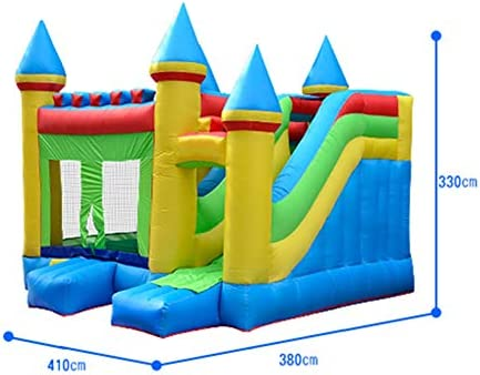 Qichengdian Castillo Inflable Inflable Castillo Inflable ...