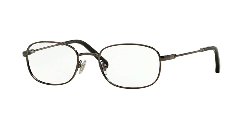 Brooks Brothers Montura de Gafas BB 1014 1567 Gunmetal 50MM: Amazon ...