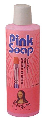 Mona Lisa Pink Soap-4 Ounces