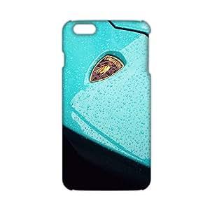 CYOE tiffany blue aventador 3D Phone Case for iPhone 6 Plus