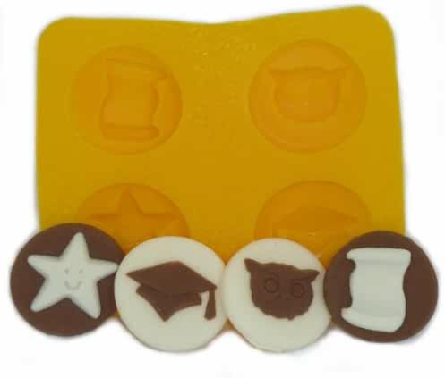 Graduation Flexible Mold Set