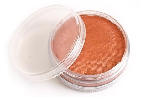 Wolfe FX Hydrocolor 45G Professional Metallix Make-Up - Copper - Hydrocolor Makeup