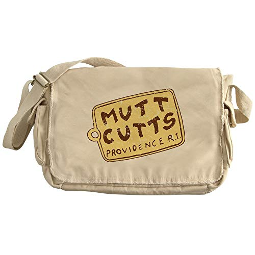 CafePress Mutt Cutts Dumb And Dumber Unique Messenger