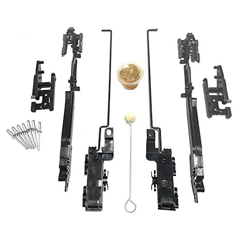 New 2002-2008 Sunroof Track Assembly Repair Kit for Jeep Liberty ()