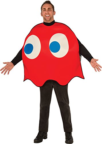 Rubie's Costume Co Men's Pacman Blinky Costume, Multi, -