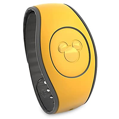 Disney Parks MagicBand 2.0 - Link It Later Magic Band (Yellow)