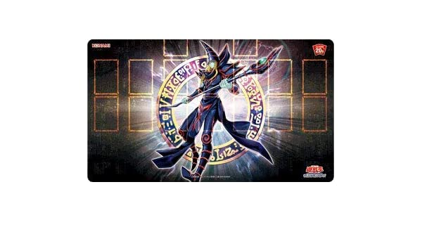 : Yu Gi Oh! Special Duel Field (Black _ Magician