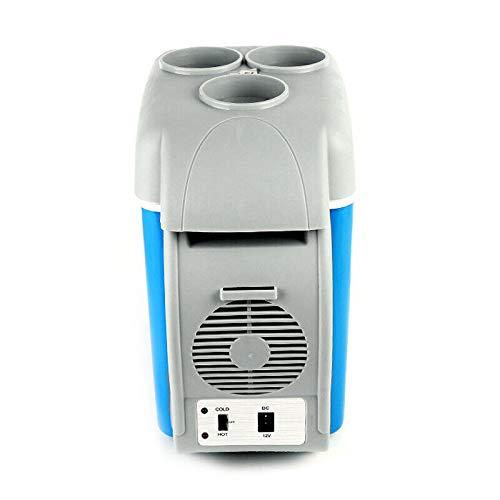 TFCFL Electric Cooler Car Refrigerator 7.5L Mini Fridge 12V Cooler Use in Car Home Warming Cooling