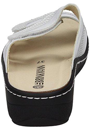701138 Weiß pantolette Damen 3 Rohweiss Brinkmann Dr x8OawIHa