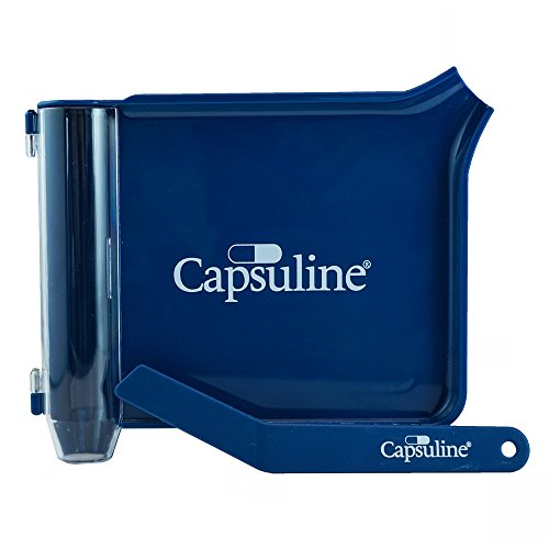 Pill Counter Tray - Right Hand Pill Counting Tray with Spatula by Capsuline