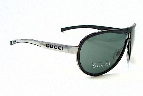 3079b1e335d Gucci 1566 S 0REE Black Ruthenium Gray 66 Sunglasses  Amazon.ca  Watches