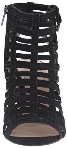 Vince Camuto evinia vestido sandalias de la mujer Black