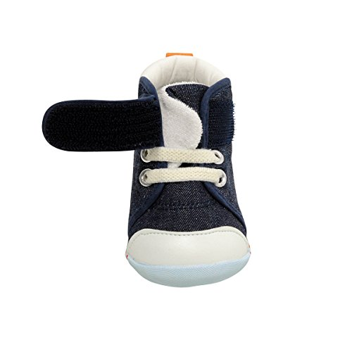 d550f69b4679f Mikihouse Hot Biscuits Baby Shoes 71-9301-977 5.5M(12.5cm) Blue ...