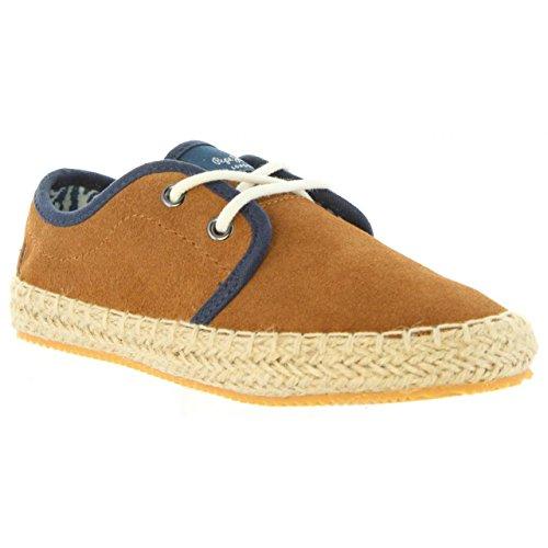 PBS10076 Chaussures 879 pour Cognac Game Garçon et Pepe Jeans 36 Taille Fille UF5qxYw
