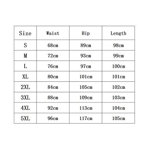 Trousers Tasche Vita Stretti Elastico Media Con 2 Slim Ricamo S Denim Lungo Donna Fit Casuale Hibote Pantaloni Retro Skinny Jeans Lunghi 5xl SxwnPEqAC