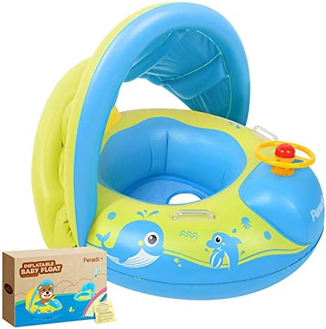 Peradix Infant Sunshade Inflatable Swimming product image