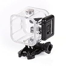 Deyard S-01 GoPro HERO Session Waterproof Housing Standard Protective Case with Bracket & Screw