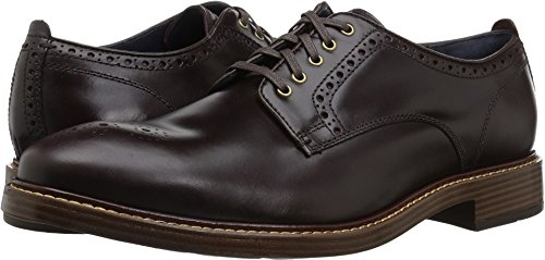 Cole Haan Men's Kennedy Grand MDL Ox II Oxford, Mahogany, 10.5 Medium US by Cole Haan