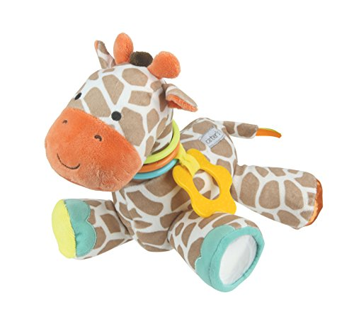 Carter's Plush Developmental Giraffe, 8