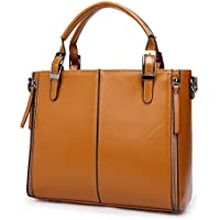 Trendy Shoulder Bag For Women Fashion Leather Ladies HandBag Casual Business Messenger Bag
