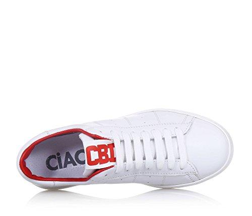 Ciao Bimbi 4650.36 Sneakers Boy Weiß/Rot