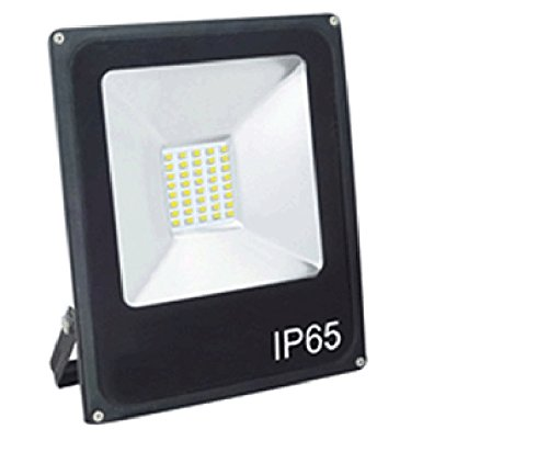 Hepoluz SMD Proyector LED, 50 W, Negro: Amazon.es: Iluminación