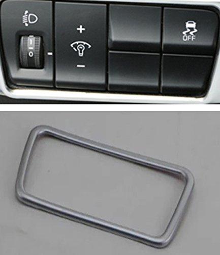 Accesorios para Sportage a partir de 2016 Plata Tuning Interior Apertura accesorios luz Botones de control: Amazon.es: Coche y moto