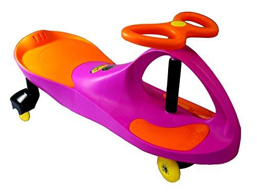 PlasmaCar Pink & Orange - Polyurethane Wheels Special