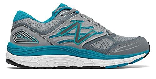 厄介な共和党我慢する(ニューバランス) New Balance 靴?シューズ レディースランニング 1340v3 Grey with Pisces グレー US 10 (27cm)