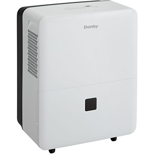 Danby DDR045BDWDB Energy Star 45 pint Dehumidifier by Danby