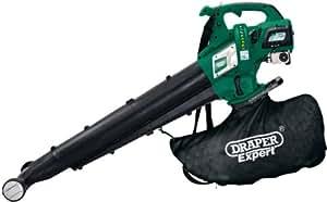 Draper Tools 39087 - Draper 30 Cc Gasolina Vacío, Soplador Y Mulcher