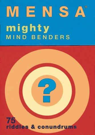 Mensa Riddles & Conundrums