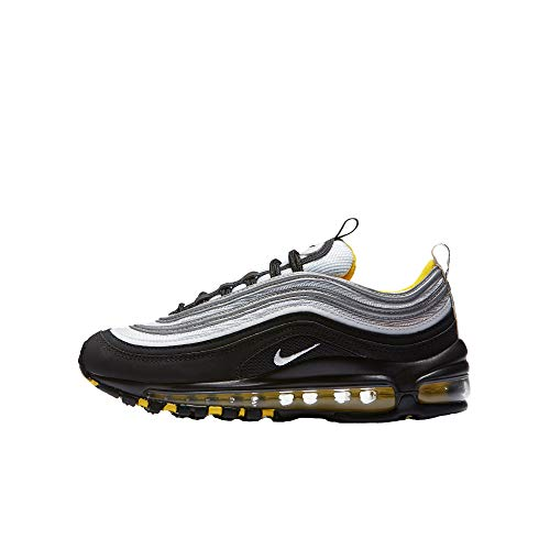 Bambino 97 Running 005 Max Air Multicolore black Nike white gs amarillo Scarpe KEZYXHqw