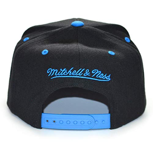 para Negro Mitchell béisbol Hombre de amp; Gorra Negro Talla única Ness xnOAOwXTqf
