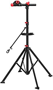 SONGMICS Bike Repair Stand Rack with Quick Release USBR02B