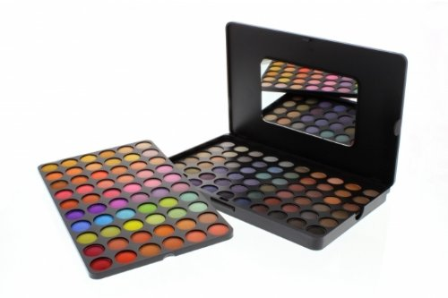 120 Lidschatten Farbe Palette Dritte Ausgabe von BHCosmetics