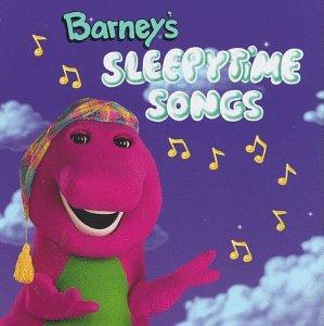 Sleepytime Songs (Barney Sing A Long Songs Cd)