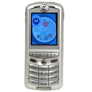 (Motorola ROKR E1 Tri-Band GSM Unlocked Mobile Bluetooth Camera Phone w/iTunes (White))