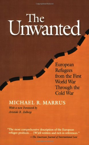 UNWANTED:EURO.REFUGEES FROM...COLD WAR